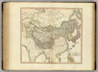 A new map of Chinese & independent Tartary, from the latest authorities. By John Cary, engraver, 1806. London: Printed for J. Cary, Engraver & Map-seller, No. 181, Strand, Decr. 1st, 1806.
