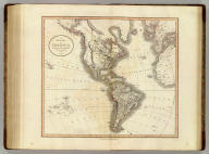 A new map of America, from the latest authorities. By John Cary, engraver, 1806. London: Published by J. Cary, Engraver & Map-seller, No. 181, Strand, Septr. 1st, 1806.