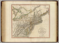 A new map of part of the United States of North America, containing those of New York, Vermont, New Hampshire, Massachusets (sic), Connecticut, Rhode Island, Pennsylvania, New Jersey, Delaware, Maryland and Virginia. From the latest authorities. By John Cary, engraver. 1806. London: Published by J. Cary, Engraver & Map-seller, No. 181, Strand, Sept. 1, 1806.