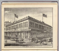 Knox Block, San Jose, Cal. (Published by Thompson & West, San Francisco, 1876)