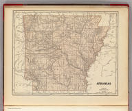 Arkansas. Entered ... 1844 by Sidney E. Morse and Samuel Breese ... New York. (New York: Published by Harper & Brothers, 1845)