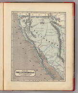 Map of the Californias by T.J. Farnham. Entered ... 1845 by Thomas J. Farnham ... New York. (New York: Published by Harper & Brothers, 1845)