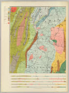 (General geological map of New Hampshire. Sheet 1)