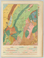 (General geological map of New Hampshire. Sheet 2)