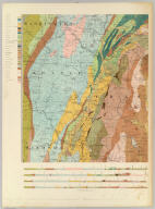 (General geological map of New Hampshire. Sheet 3)