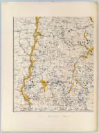 (Topographic and glacial feature map of New Hampshire. Sheet 4)