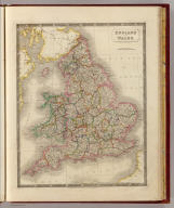 England and Wales. By Sidney Hall. London, published by Longman, Rees, Orme, Brown & Green, Paternoster Row, May 1828.