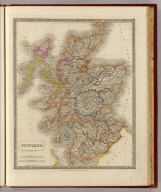 Scotland. By Sidney Hall. London, published by Longman, Rees, Orme, Brown & Green, Paternoster Row, Decr. 1828.