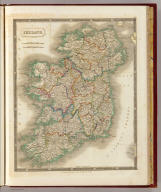 Ireland. By Sidney Hall. London, published by Longman, Rees, Orme, Brown & Green, Paternoster Row, Jany. 1830.