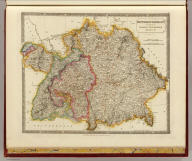 Southern Germany, comprising Bavaria, Wirtemberg, Baden, &c. By Sidney Hall. London, published by Longman, Rees, Orme, Brown & Green, Paternoster Row, June, 1828.