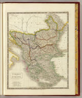 Turkey in Europe. By Sidney Hall. London, published by Longman, Rees, Orme, Brown & Green, Paternoster Row, Feby. 1828.