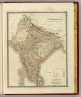 Hindoostan. By Sidney Hall. London, published by Longman, Rees, Orme, Brown & Green, Paternoster Row, Novr. 1st. 1827.