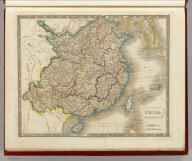 China. By Sidney Hall. London, published by Longman, Rees, Orme, Brown & Green, Paternoster Row, May, 1828.