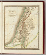 Palestine. By Sidney Hall. London, published by Longman, Rees, Orme, Brown & Green, Paternoster Row, Jany. 1830.
