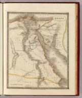 Egypt. By Sidney Hall. London, published by Longman, Rees, Orme, Brown & Green, Paternoster Row, Feby. 1, 1829.