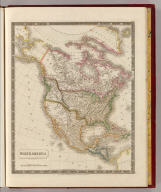 North America. By Sidney Hall. London, published by Longman, Rees, Orme, Brown & Green, Paternoster Row, Augt. 1, 1829.