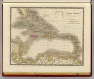 West Indies. By Sidney Hall. London, published by Longman, Rees, Orme, Brown & Green, Paternoster Row, Decr. 1st. 1827.
