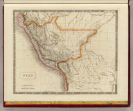 Peru. By Sidney Hall. London, published by Longman, Rees, Orme, Brown & Green, Paternoster Row, April, 1828.