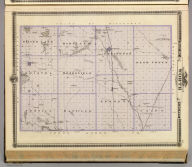Map of Worth County, State of Iowa. (Published by the Andreas Atlas Co., Lakeside Building, Chicago, Ills. Engraved & printed by Chas. Shober & Co., Props. of Chicago Lithographing Co.)