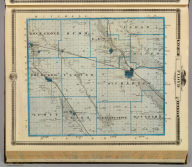 Map of Floyd County, State of Iowa. Chas Shober & Co., props., Chicago Lith. Co. (Published by the Andreas Atlas Co., Lakeside Building, Chicago, Ills. Engraved & printed by Chas. Shober & Co., Props. of Chicago Lithographing Co.)