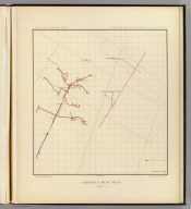 Comstock Mine Maps. Number VIX. United States Geological Survey. Geology of the Comstock Lode, &c. Atlas Sheet XXI. Mapping by the Official Surveyors. G.F. Becker, Geologist in Charge. Julius Bien & Co. Lith. N.Y.