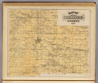 Map of Olmsted County, Minn.