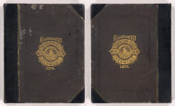 (Covers to) Illustrated topographical and historical atlas of the State of Vermont. Published by H.W. Burgett & Co. 36 Vesey Street, New-York. 1876. Entered ... 1876 by H.W. Burgett & Co. ... Washington D.C. Engraved & printed by J.B. Beers & Co. 36 Vesey St. N.Y.