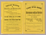 Cover: The Lone Star guide.