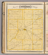 Map of Montgomery County.
