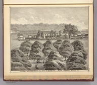 Property and residence of Wm. Curtis, Point Pleasant, N.J.