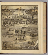 Title Page: Historical and biographical atlas of the New Jersey coast.