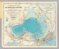 Hydrographic map of Lake Mendota, Dane Co., Wisconsin and of its adjacent topography prepared from surveys made by civil engineering students, University of Wisconsin classes 1897, 8, 9, 0, and by the Wisconsin Geological and Natural History Survey. E.A. Birge, Ph.D., director. Hydrography and cartography in charge of L.S. Smith, C.E. ... 1900. The Northwestern Litho. Co. Milwaukee.