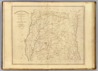 Abbeville District, South Carolina. Surveyed By Wm. Robertson, 1820. Improved for Mills' Atlas, 1825. Engd. by H.S. Tanner & Assistants.