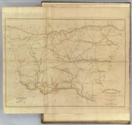 Barnwell District, South Carolina. Surveyed By Thos. Anderson, D.S., 1818. Improved for Mills' Atlas, 1825.