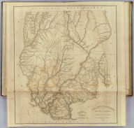 Colleton District, South Carolina. Surveyed By Saml. A. Ruddock, 1820. Improved for Mills' Atlas, 1825. Engd. by H.S. Tanner & Assistants.