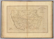 Fairfield District, South Carolina. Surveyed by John Allen Tharp, 1820. Improved for Mills' Atlas 1825. Engd. by H.S. Tanner & Assistants.