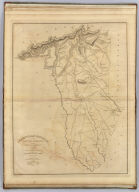Greenville District, South Carolina. Surveyed by George Salmon, 1820. Improved for Mills' Atlas 1825. Engd. by H.S. Tanner & Assistants.