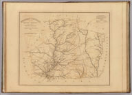 Kershaw District, South Carolina. Surveyed by J. Boykin, 1820. Improved for Mills' Atlas 1825. Engd. by H.S. Tanner & Assistants.