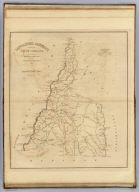 Lancaster District, South Carolina. Surveyed by J. Boykin, 1820. Improved for Mills' Atlas 1825. Engd. by H.S. Tanner & Assistants.