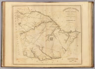 Lexington District, South Carolina. Surveyed by M. Coate, 1820. Improved for Mills' Atlas 1825. Engd. by H.S. Tanner & Assistants.