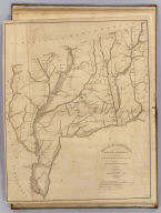 Marion District, South Carolina. Surveyed by Thos. Harlee D.S., 1818. Improved for Mills' Atlas: 1825. Engd. by H.S. Tanner & Assistants.