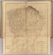 Pendleton District, South Carolina. Surveyed by Scribling, 1820. Improved for Mills' Atlas, 1825. Engd. by H.S. Tanner & Assistants.