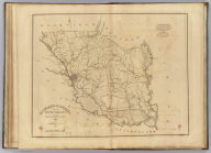 Richland District, South Carolina. Surveyed by Marmaduke Coate, 1820. Improved for Mills' Atlas, 1825. Engd. by H.S. Tanner & Assistants.