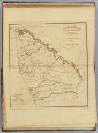 Union District, South Carolina. Surveyed by R. Thompson, 1820. Improved for Mills' Atlas, 1825. Engd. by H.S. Tanner & Assistants.
