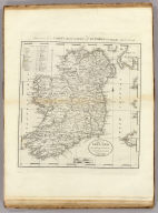 A Map Of Ireland According to the best Authorities. J.T. Scott, sculp. Engraved for Carey's American Edition of Guthrie's Geography improved.