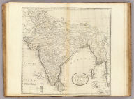 An Accurate Map of Hindostan or India, from the best Authorities. J.T. Scott Sculp. Engraved for Carey's American Edition of Guthrie's Geography improved.