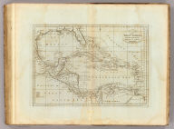 A Chart of the West Indies, From the latest Marine Journals and Surveys. W. Barker sculp. Philada. Engraved for Carey's American Edition of Guthrie's Geography improved.