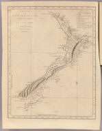 Chart of New-Zealand, explored in 1769 and 1770 by Lieut. I: Cook, Commander of His Majesty's Bark Endeavour. Engrav'd by I. Bayly. Publish'd as the act directs 1st Jany. 1772. (London: printed for W. Strahan, and T. Cadell in the Strand, MDCCLXXIII).