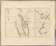 River Thames and Mercury Bay in New Zealand. (with) Bay of Islands in New Zealand. (with) Tolaga Bay in New Zealand. (London: printed for W. Strahan, and T. Cadell in the Strand, MDCCLXXIII).