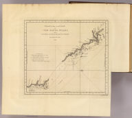 Chart of part of the coast of New South Wales, from Cape Tribulation to Endeavour Straits, by Lieut. J. Cook, 1770. J. Cheevers sculpt. (London: printed for W. Strahan, and T. Cadell in the Strand, MDCCLXXIII).
